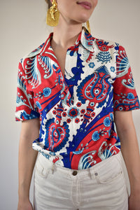 Hermes Vintage Blouse - Rianna In Berlin