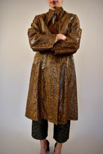 Load image into Gallery viewer, Lanvin Snakeskin Trenchcoat - Rianna In Berlin