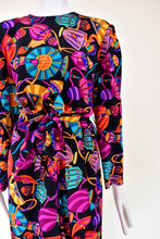 Load image into Gallery viewer, Vintage Louis Feraud Midi Dress - Rianna In Berlin