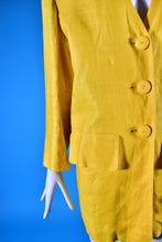 Load image into Gallery viewer, Vintage Yves Saint Laurent Oversized Linen Blazer - Rianna In Berlin