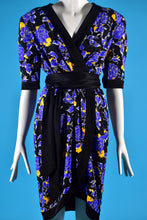 Load image into Gallery viewer, Vintage Yves Saint Laurent Wrap Dress - Rianna In Berlin