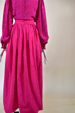Load image into Gallery viewer, Vintage Yves Saint Laurent Silk Taffeta Skirt - Rianna In Berlin