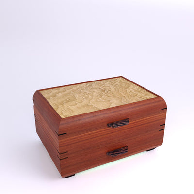 Sophisticated Jewelry Chest