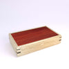 Birdseye Maple / Padauk