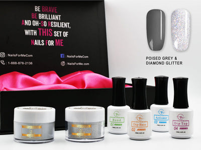 Premium Nail Dip Powder Kit