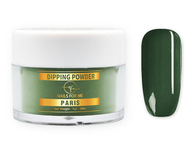 Serene Green Nail Dip Powder