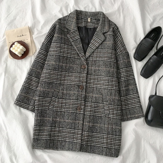 British Long Coat
