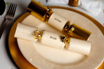Wedding Crackers - 3 in 1 - Favour, Place Setting & Decoration all in one