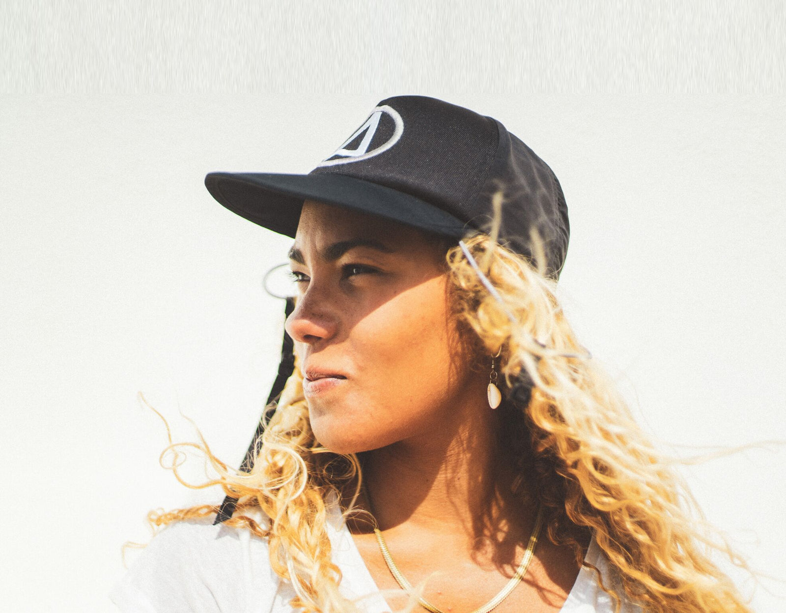 Kaiola Surf Hat Pure Black