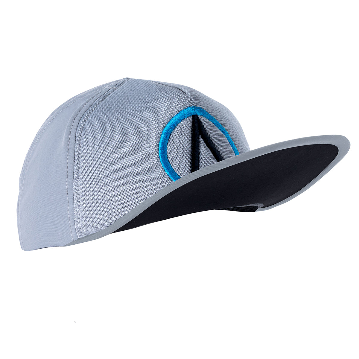 Kaiola Surf Hat - Misty Grey with Blue