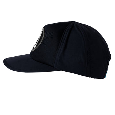 Kaiola Surf Hat - Pure Black
