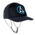Kaiola Surf Hat Pure Black with Blue