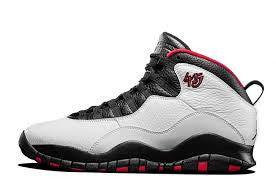 Air Jordan Retro X Double Nickel