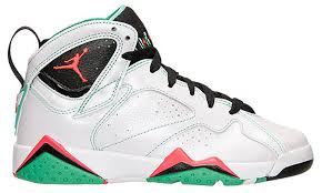 Air Jordan Retro VII GS Verde
