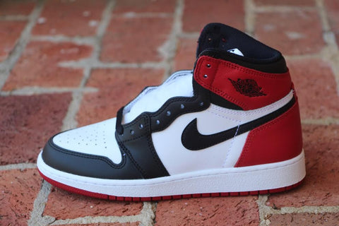 Air Jordan I Retro High Black Toe 2016 575441 125 Freddy P