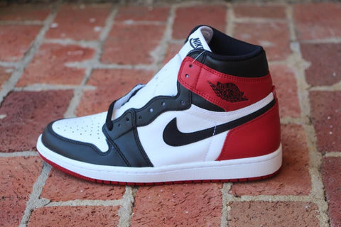 Air Jordan I Retro High Black Toe