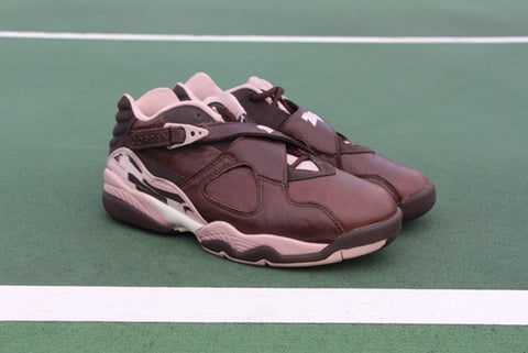 Air Jordan Retro VIII Low Womens Dark Cinder