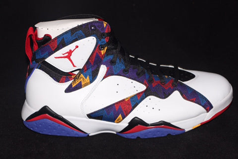 Air Jordan Retro VII Nothing But Net