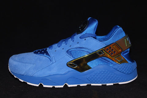Nike Air Huarache Run QS Undefeated Blue Crenshaw Freddy P FreddyP.com 853940 114