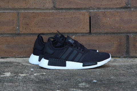 Adidas NMD R1 Core Black White S79165 Freddy P