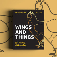 Load image into Gallery viewer, Wings & Things Cookbook