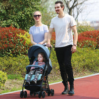 4.5 KG Mini Baby Stroller Plane Lightweight Baby Carriage Portable Travelling Pram Trolley Car Folding Infant Pushchair 0 3 Year