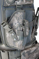 Special Operations Tool Gear Weekend Warrior (Finish Carpenter) Tactical Tool Vest (Digital Camo)