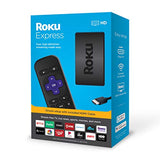Roku Express HD Streaming Media Player 2019: Electronics