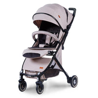 European Standard Lightweight Baby Stroller High Landscape Four wheeled Trolley Foldable Portable Stroller Pushchair Kinderwagen