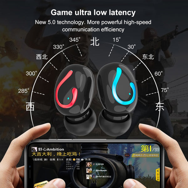 TWS 5.0 Bluetooth headphones