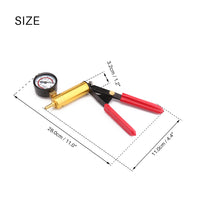 High Quality Hand Held Brake Bleeder Tester