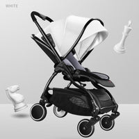 New Fashion baby stroller lightweight baby carriage can fold shock absorber baby trolley for 0 3 years old child fast delivery