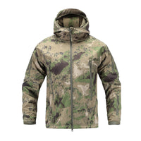 Outdoor sports Soft Shell V4 Military Tactical Jacket Men