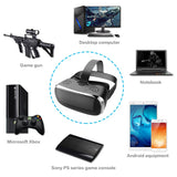 VR All In One Virtual PC Glasses Virtual Reality Goggles 3D Headset VR Box for PS4 one Game Console 2560*1440 Android 5.1 VR All