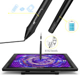 XP Pen Artist 22EPro Graphic tablet Drawing tablet Digital Monitor with Shortcut keys and Adjustable Stand 8192