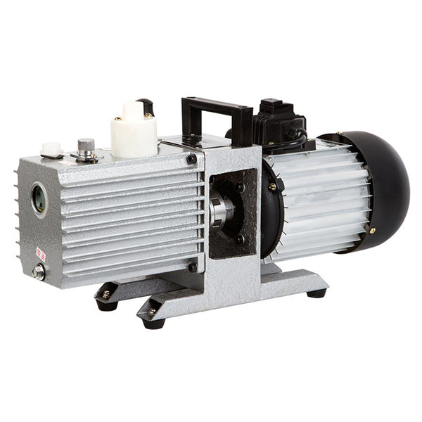 YUEWO Rotary vane vacuum pump two stage direct connected air conditioner refrigerator laboratory small vacuum machine