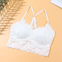 Sexy Lace Push-Up Bralette