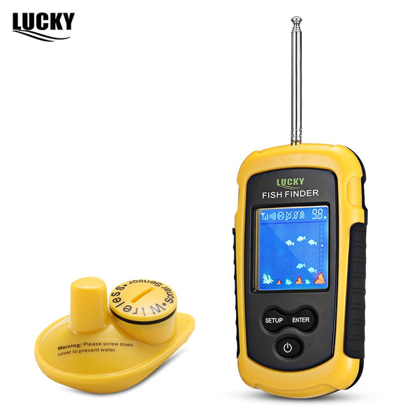 Alarm Detector Depth Fish finder
