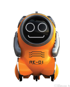 Silverlit Mini Intelligent Robot