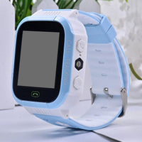2018 hot GPS watch tracker kids watch Flashlight Camera touch Screen SOS Call Location Baby Watches Smart wristwatches Q528 Y21