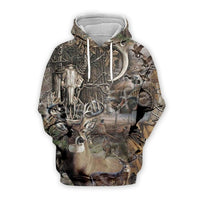Tessffel Hunter Animal Camo Fashion Tracksuit 3D Print Hoodie/Sweatshirt/Jacket/shirts