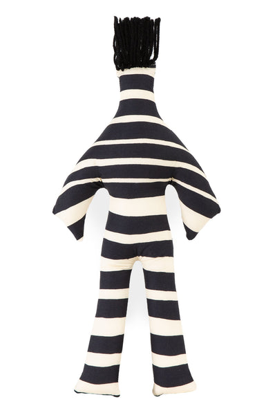 Stripes of McCloskey Stress Doll