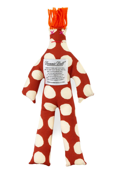 Novelty Stress Relief Doll