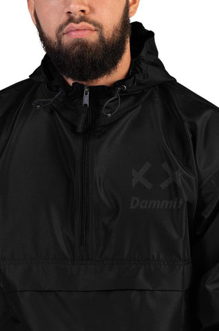 Dammit + Champion Jacket
