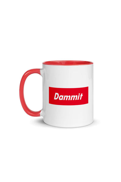 Hot Dammit Mug