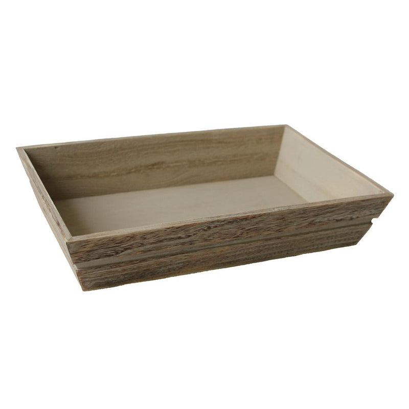 Soft Wood Packing Tray