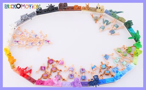 2014 LEGO Friends Color Ellipse