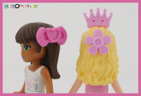 LEGO Minidoll Hair Accessories