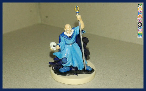 Miniature from Descent with chipped paint