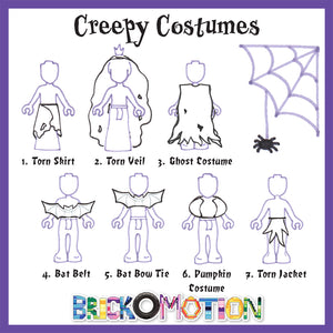 Creepy Costumes